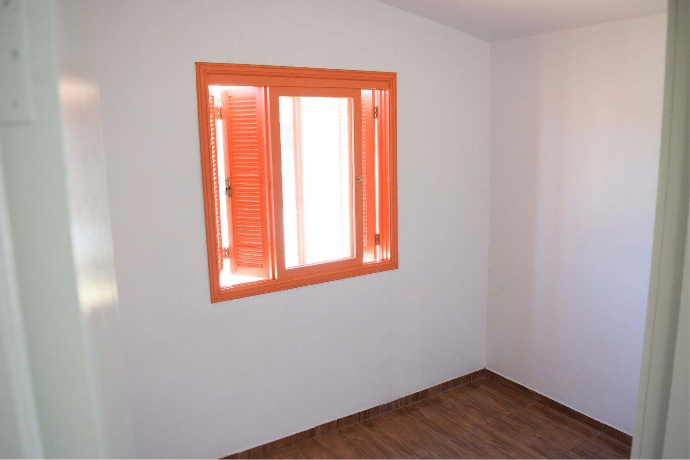 Vista interna dormitório