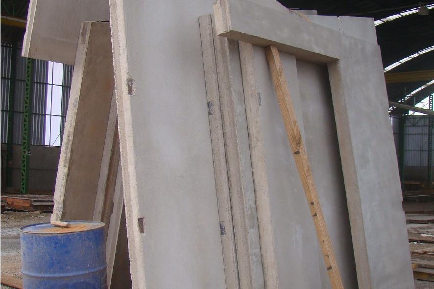 Peças prontas - paredes